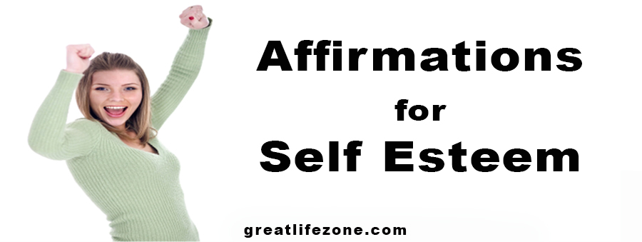 Improve Self Esteem through Affirmations