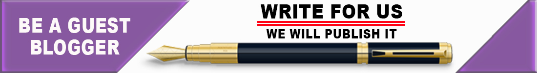 Write Blog for Us