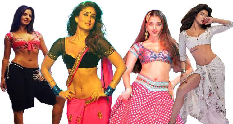 The Item Girls of Indian Movies