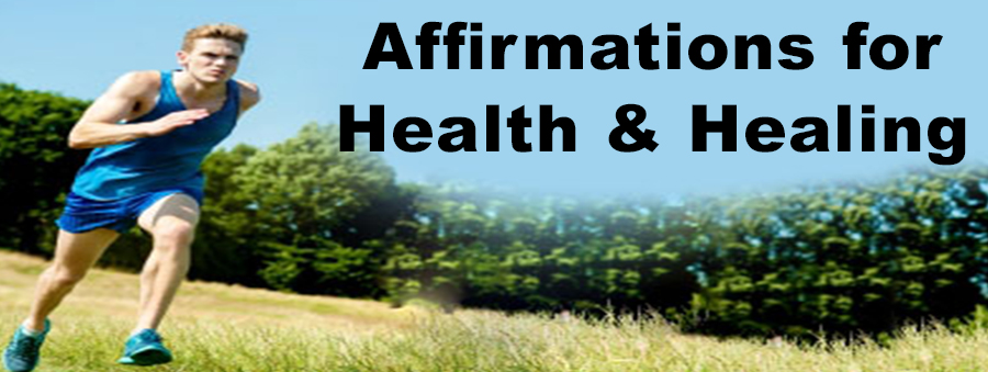 Affirmatiuons for Health