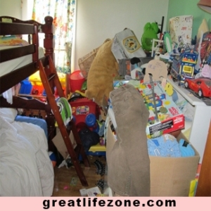 Eliminate Clutter from Home