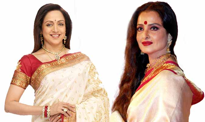 Rekha and Hema Malini – Comparing Similarities and Dissimilarities