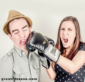 Regular Fights - When to End a Relationship