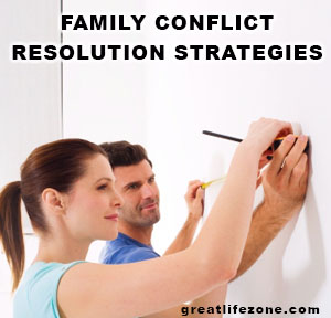Family conflict resolution strategies 2