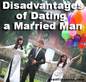 Benefits of dating a married man
