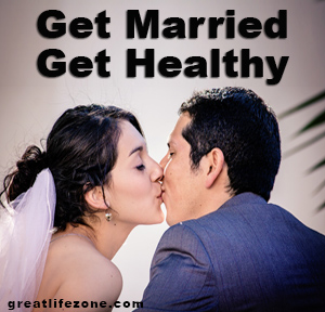 Get Married Get Healthy