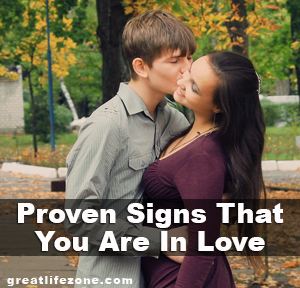 Proven Signs That I am In Love