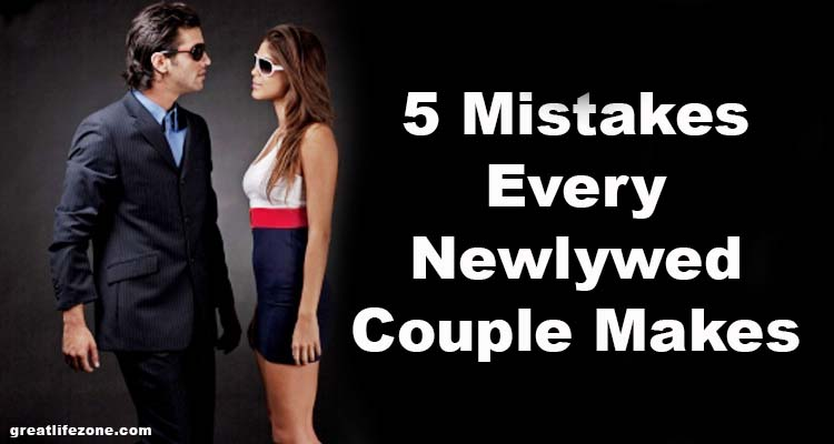 Mistakes Every Newlywed Couple Makes