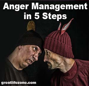 Anger Management In 5 Steps