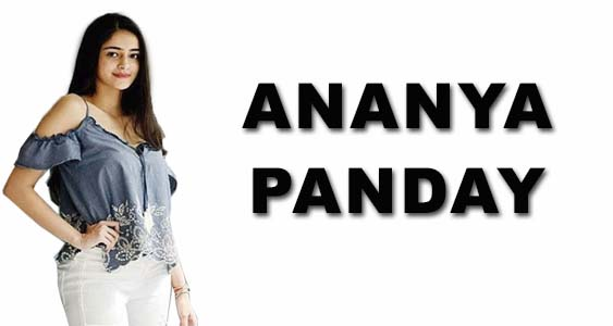 Ananya Panday Children of Film Stars Entering Bollywood