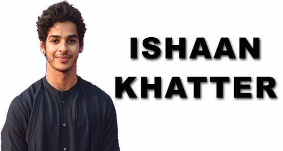 Ishaan Khatter Children of Film Stars Entering Bollywood