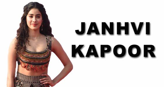 Janhvi Kapoor - Children of Film Stars Entering Bollywood